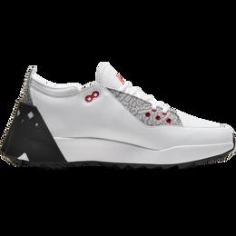 Jordan ADG 2 Men's Golf Shoe - White/Red