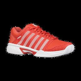 K-Swiss Hypercourt Express Women's Tennis Shoe - Red/White
