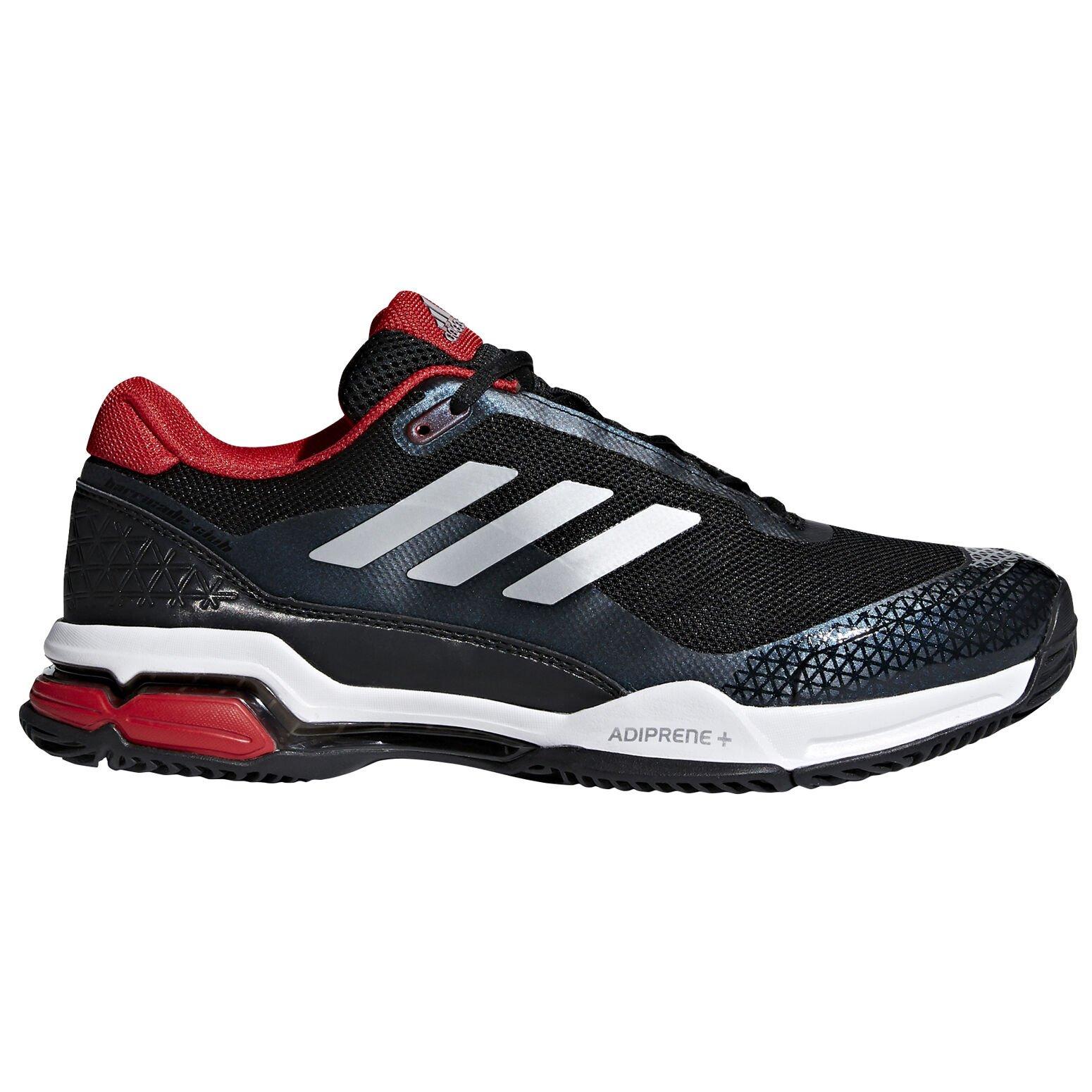 adidas Barricade Club CPT White Blue Red, Smashinn