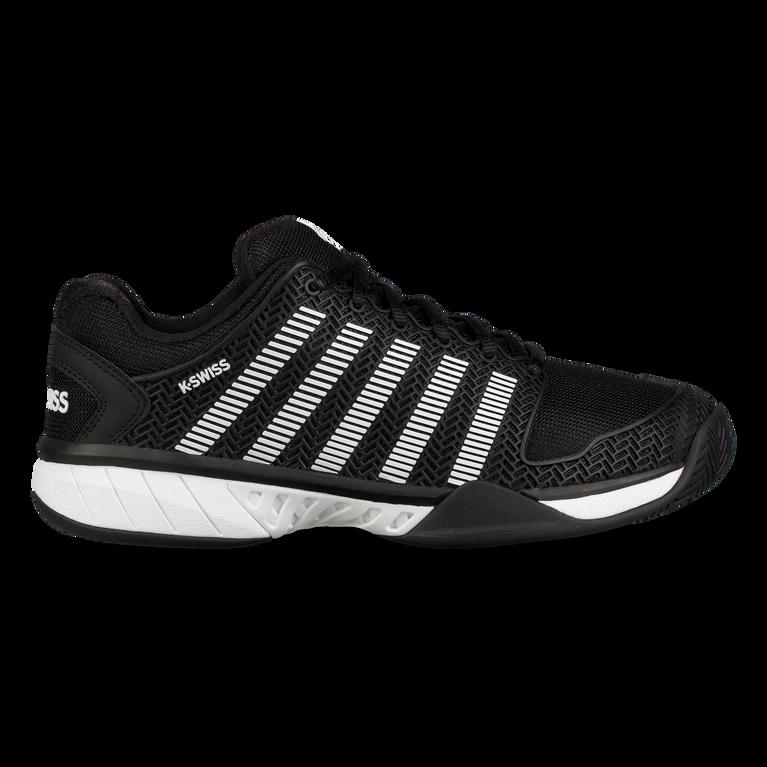 Hypercourt Express Men's Tennis Shoe - Black/White