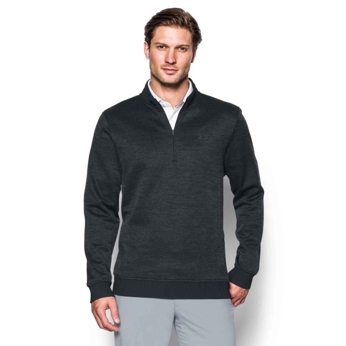 5160bf10c59c Under Armour Storm SweaterFleece Herringbone 1/4 Zip