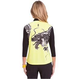 Blah Blah Blah Collection: Long Sleeve Dragon Tail Top