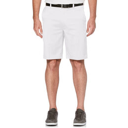 PGA Tour Flat Front Active Waistband Golf Short