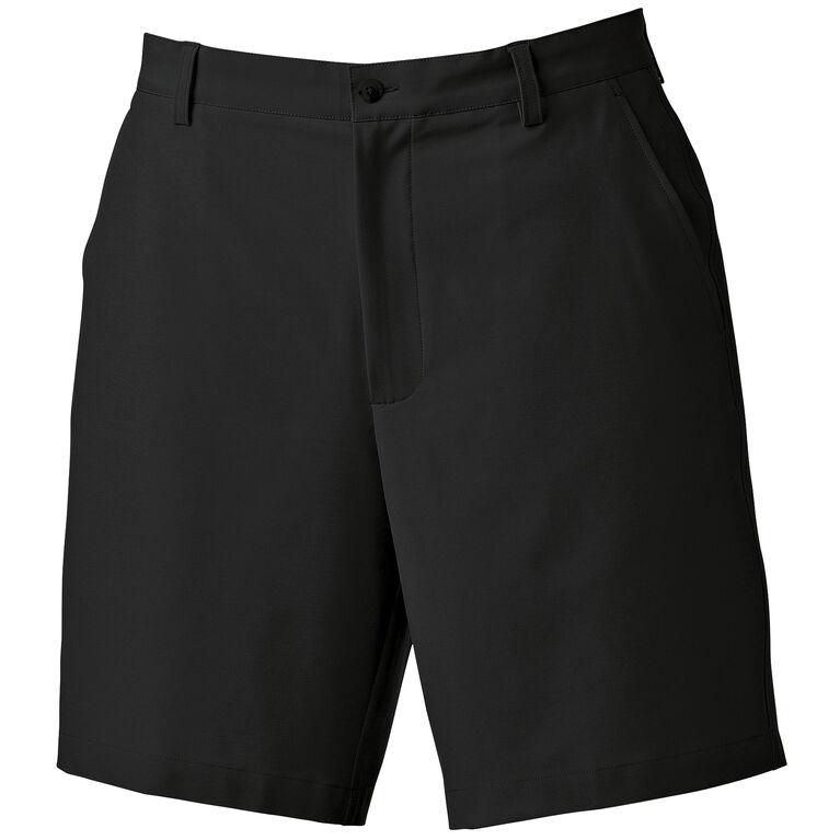 FootJoy Flat Front Performance Shorts - Black