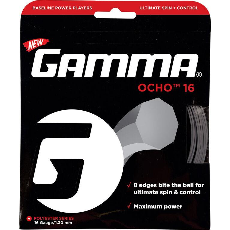 Gamma Ocho 16 Gauge String - Silver