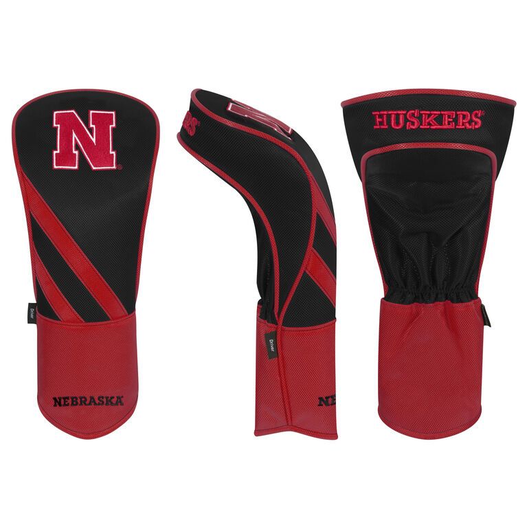 Team Effort Nebraska Cornhuskers Driver Headcover