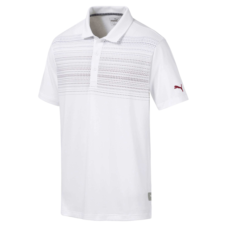 Limelight Chest Stripe Polo