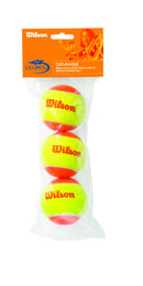 Wilson US Open Orange Balls - 3 Pack