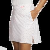 "Alternate View 1 of Dri-FIT UV Victory Women's 17"" Victory Printed Golf Skirt"