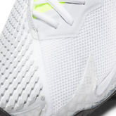 Alternate View 8 of Air Zoom Vapor Cage 4 Men's Tennis Shoe - White/Yellow