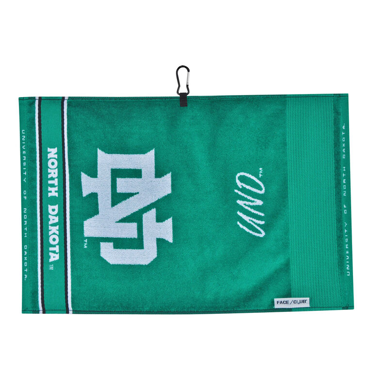 Team Effort North Dakota Towel