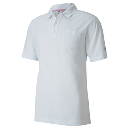 Signature Pocket Polo