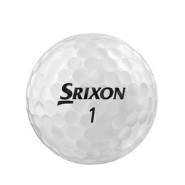 Z-STAR Golf Balls - White