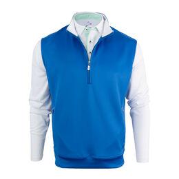 Antonio Quarter Zip Vest