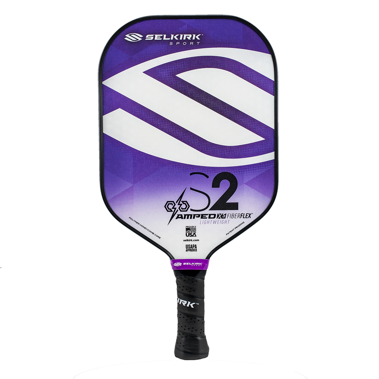 AMPED S2 Lightweight 2020 Pickleball Paddle
