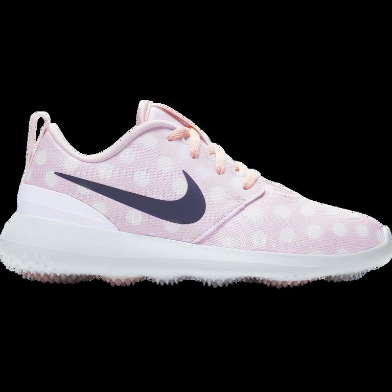 Nike Roshe G Junior Golf Shoe Pink White Pga Tour Superstore