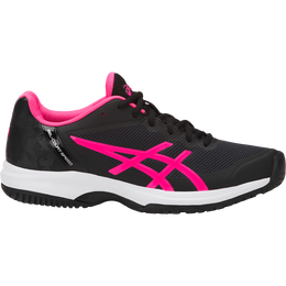 Asics GEL-Court Speed Women's Tennis Shoe - Black/Pink