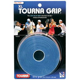 Unique Sports Tourna Grip XL 10 Pack - Blue