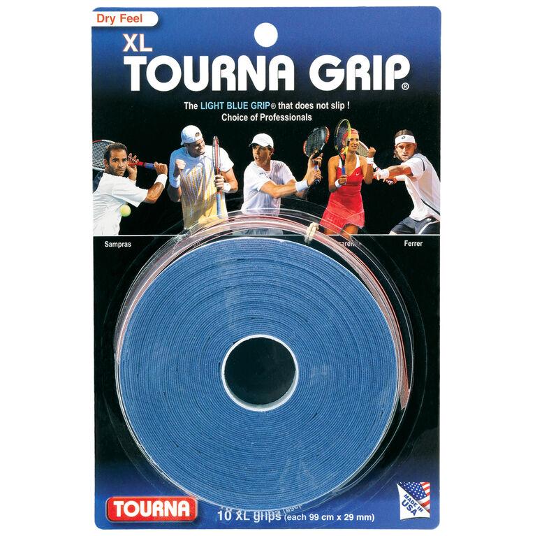 Unique Sports Tourna Grip XL 10 Pack - Blue