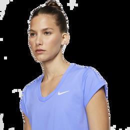 Dri-FIT Women's Short-Sleeve Tennis Top