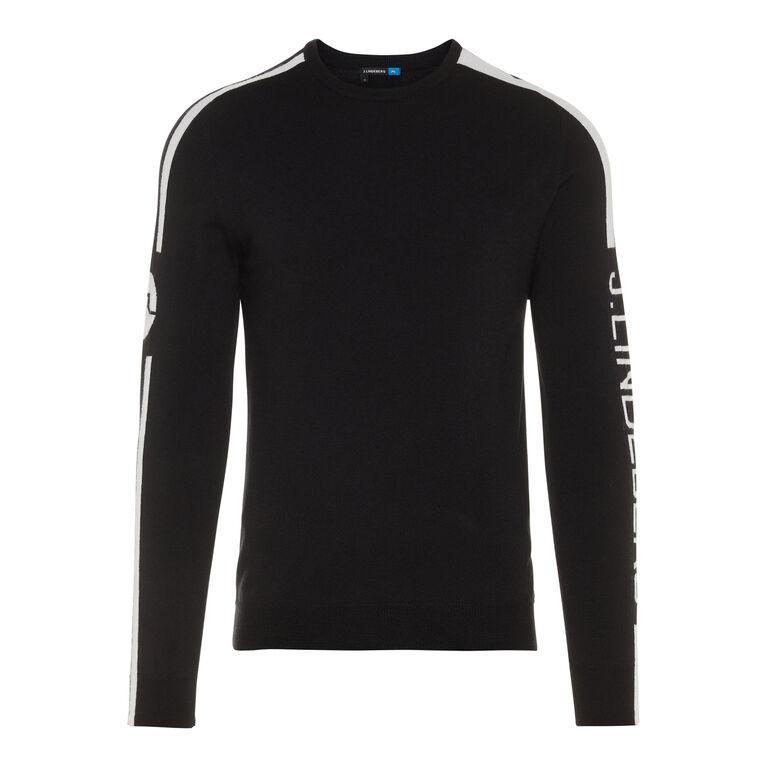 J Lindeberg Nolans Tour Merino Sweater