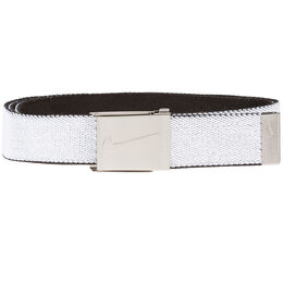 Reversible Stretch Web Belt