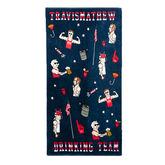 Bros Of July Towel