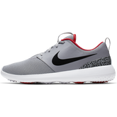 Alternate View 2 of Roshe G Men's Golf Shoe - Grey/Red (Previous Season Style)