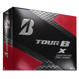 Bridgestone Tour B X Golf Balls - Personalized