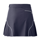 Alternate View 2 of Coastal Collection: Cathryn Side Pleat Skort