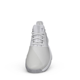 Alternate View 4 of GameCourt Men's Tennis Shoe - White/Grey