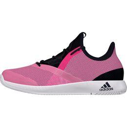 adidas adizero Defiant Bounce Women's Tennis Shoe - Navy/Pink