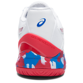 Alternate View 6 of GEL RESOLUTION 8 LE TOKYO Men's Tennis Shoes - White/Red