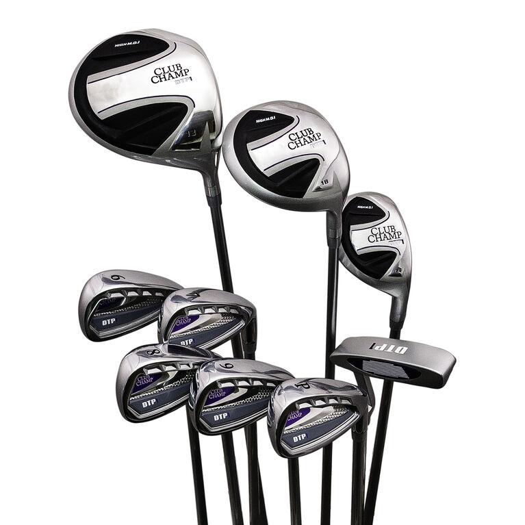DTP Women's 9-Piece Golf Club Set