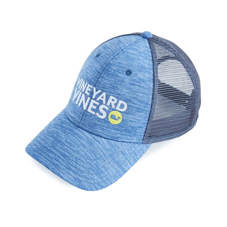 Vineyard Vines Performance Space Dye Trucker Hat