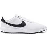 Cortez G Women's Golf Shoe - White/Black