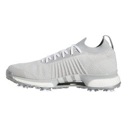 TOUR360 XT Primeknit Men's Golf Shoe - Grey/White