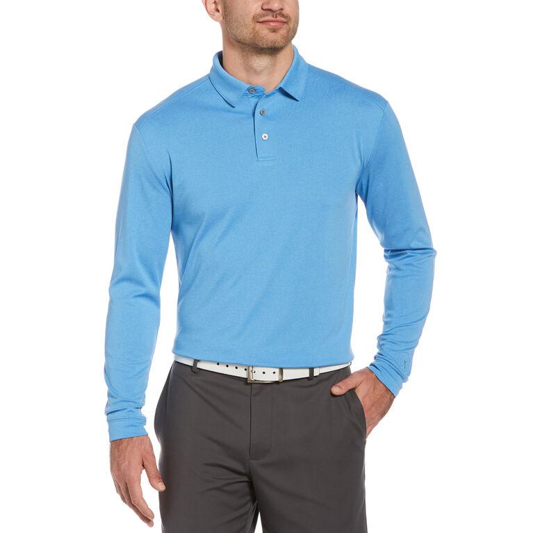 Ottoman Long Sleeve Golf Polo Shirt