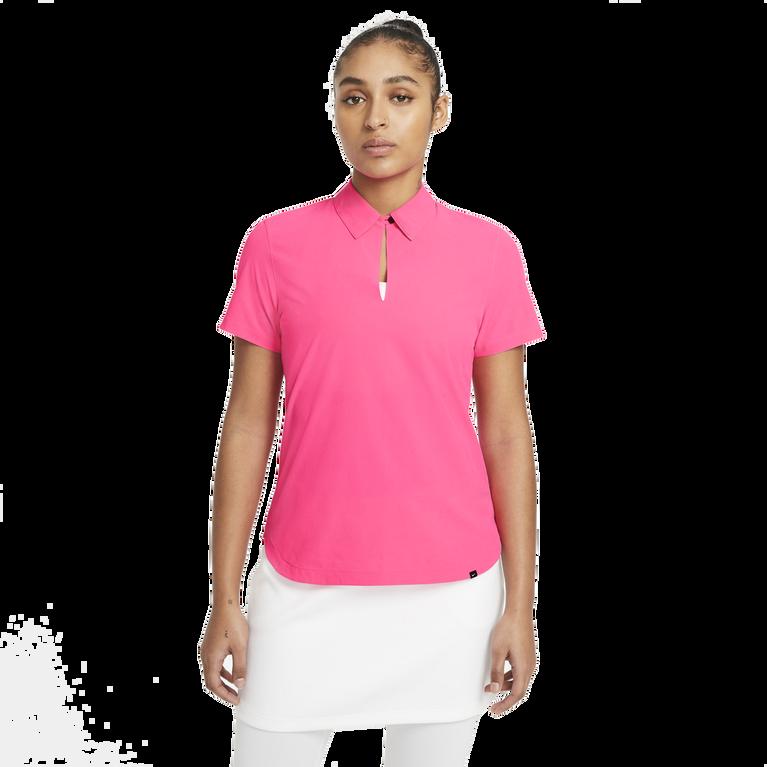 Flex Ace Short Sleeve Women's Golf Polo