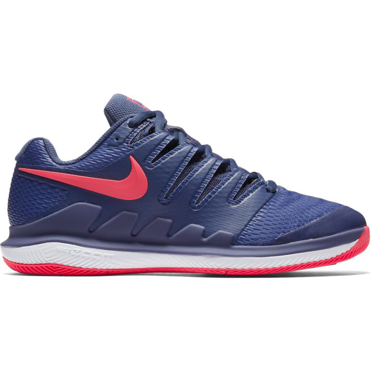 finest selection 010fc ac71c Images. Nike Air Zoom Vapor X Women  39 s Tennis Shoe - Dark Blue