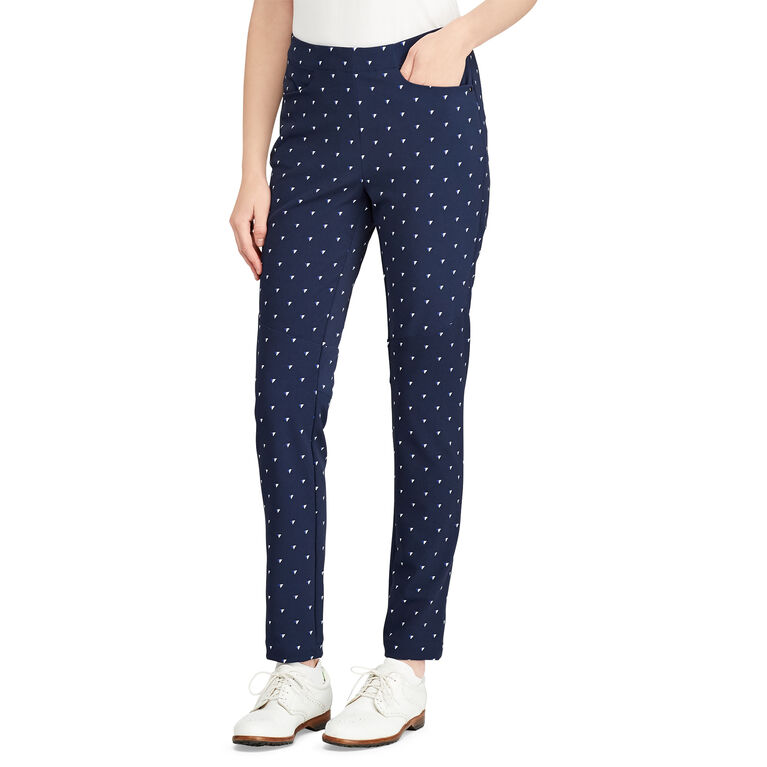 RLX Golf Eagle Print Stretch Pant