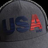 Alternate View 3 of USA Golf Trucker Cap
