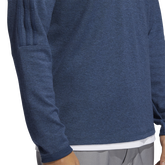 Alternate View 4 of 3-Stripes Quarter-Zip Pullover