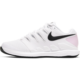 Alternate View 1 of Air Zoom Vapor X Women's Tennis Shoe - White/Pink