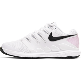 Air Zoom Vapor X Women's Tennis Shoe - White/Pink