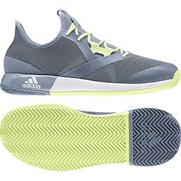 adidas adizero Defiant Bounce Men's Tennis Shoe - Grey