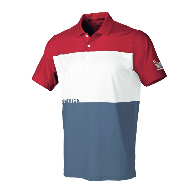 Volition CK6 America Golf Polo