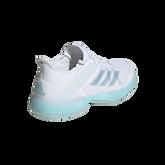adizero Ubersonic 3 x Parley Women's Tennis Shoe - White/Blue