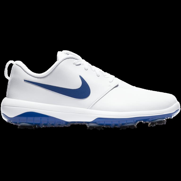 Roshe G Tour Men's Golf Shoe - White/Blue
