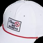 Alternate View 3 of No Bogeys Patch Snapback Hat